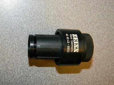 Zeiss 464043-9902 Kpl-w 10x18 Microscope Eyepiece Set 2