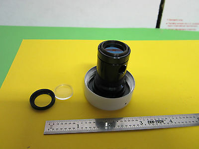 Microscope Part Zeiss Germany Prism Dic Phase Optics Bin28-04
