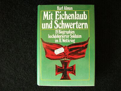 chwertern Luftwaffe Wehrmacht Heer Marine XX Krieg Biografie (Waffen Und Schwerter)