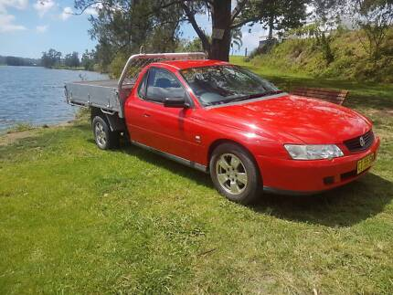 2003  Holden Commodore VY 1 tonner FOR SALE!