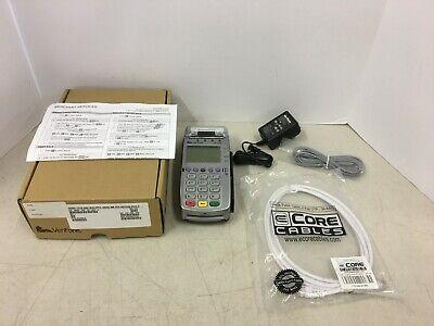 Nib Verifone Vx520 Credit Card Machine Locked Retail Service Swipe Chip