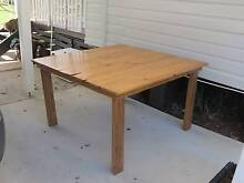 Timber dining table Eltham Lismore Area Preview