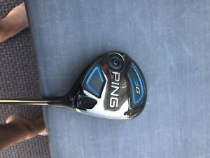 ping g fairway 3 wood with tour stiff shaft