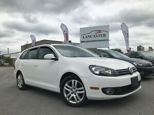 2011 Volkswagen Golf Wagon 2.0L TDI JUST REDUCED, PRICED TO SELL