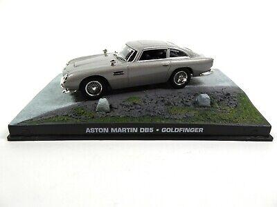 Aston Martin DB5 James Bond 007 Goldfinger - 1:43 Diecast Model Car KY01