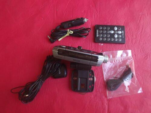 SIRIUS Xact Communication XTR3 W/Car Kit,remote ACTIVE LIFETIME SUBSCRIPTION
