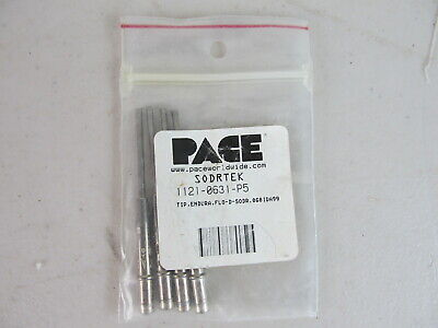 Qty4 Tips Pace Soldering Iron Tip 1121-0631-p5 New
