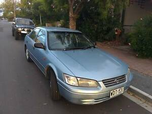 1998 Toyota Camry Sedan Seacliff Holdfast Bay Preview