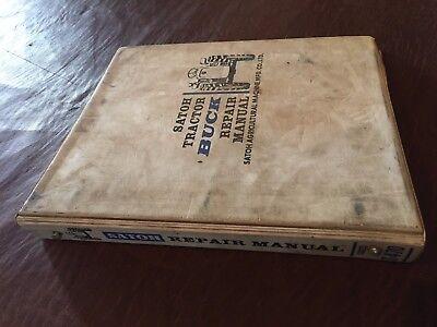 Satoh 470-s 470 Tractor Parts Manual Book Catalog Mitsubishi
