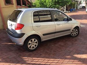 2007 Hyundai Getz Hatchback 1.6L 4 door South Perth South Perth Area Preview