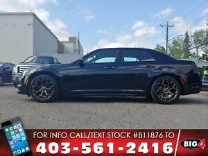 2018 Chrysler 300 S | Pano roof | Leather | Bronze accents