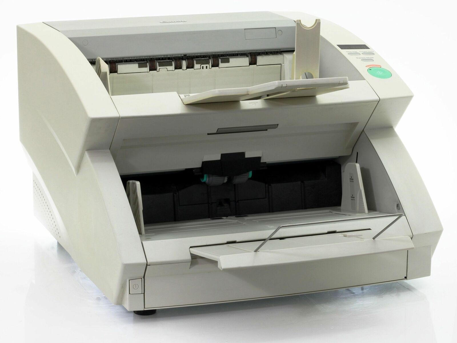 Canon dr-7580 scanneur din a3 scanner de document duplex scanner couleur utilisé