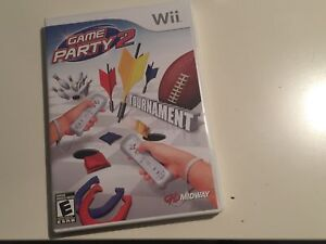 Game party 2 for Nintendo Wii