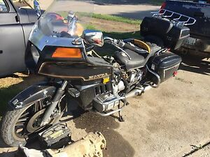1981 Honda gold wing