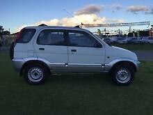 1999 Daihatsu Terios 4x4 Manual Maddington Gosnells Area Preview