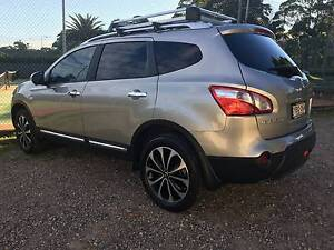 2013 Nissan Dualis+2 Ti-L Chatswood Willoughby Area Preview