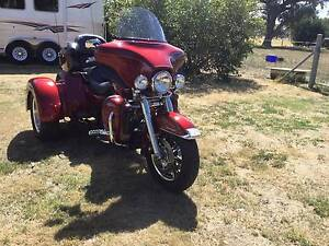 HARLEY DAVIDSON TRIKE Snake Valley Pyrenees Area Preview