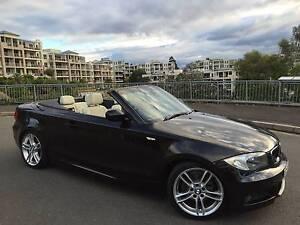 2010 BMW 118d M Sport Convertible Rozelle Leichhardt Area Preview