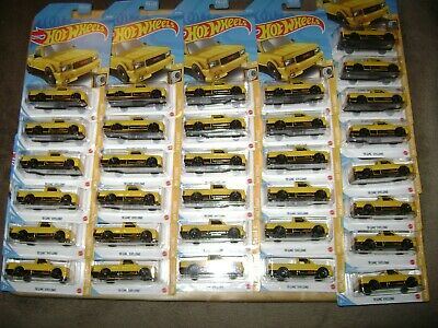Lot of 32 2021 Hot Wheels 91 (1991) GMC SYCLONE Kroger yellow Exclusive HW Turbo
