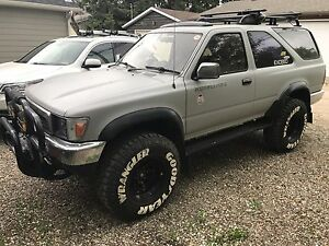 1990 Toyota Hilux Surf. 4x4