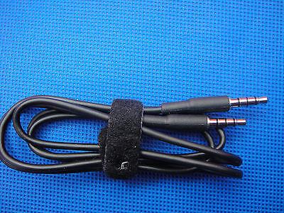 "10pcs 80CM AUX AUDIO AV Video 1/8"" Cable for SYLVANIA Dual Screen DVD player Car"