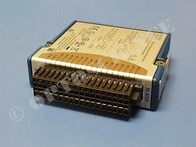 National Instruments Ni 9220 Cdaq Analog Input Module Simultaneous Sampling