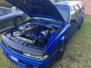 Vl turbo wagon manual Blaxland Blue Mountains Preview