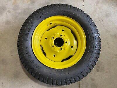 John Deere Wheel Am103729 14x6 Tire 25x8.50-14 Assembly