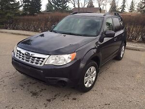 2013 Subaru Forester X Touring Excellent Condition