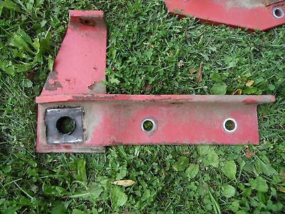 Case-ih International 720 Moldboard Plow Toggle Trip Beam Mounting Bracket 6242