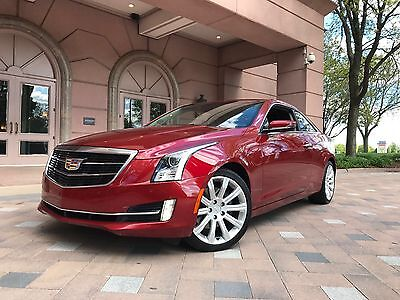 2015 cadillac ats luxury coupe 2 door used cadillac ats for sale in dearborn heights. Black Bedroom Furniture Sets. Home Design Ideas