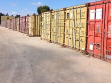 CHEAP CONTAINER STORAGE Wynn Vale Tea Tree Gully Area Preview