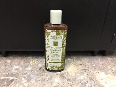 Eminence Organic Skin Care Red Currant Exfoliating Cleanser