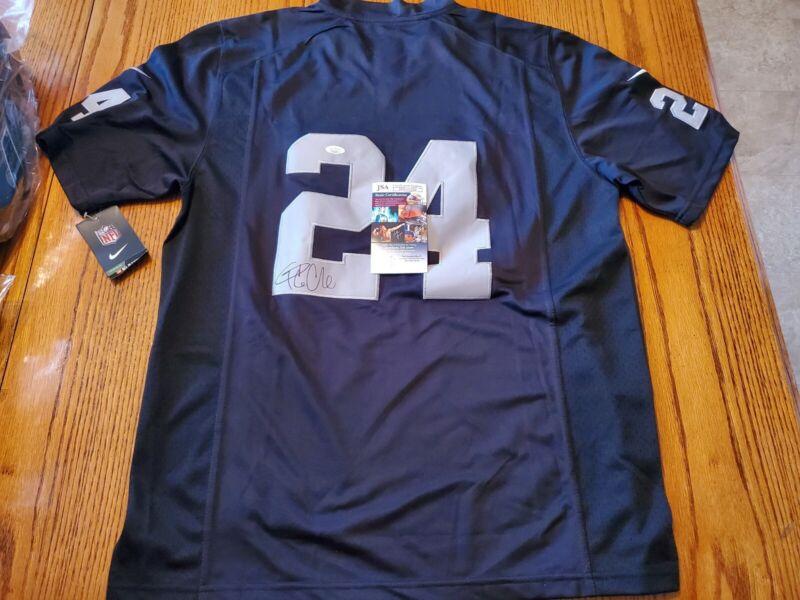 Ice Cube Oakland Raiders autographed signed jersey JSA coa