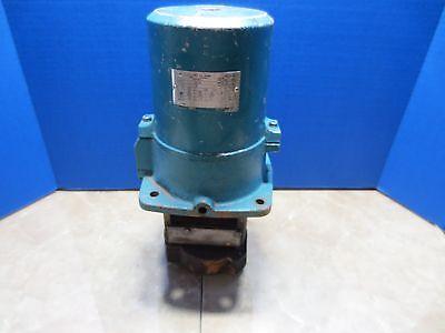 Fuji 3 Phase Cnc Oil Pump Vkf081j Vkfo81j 250w 2 Pole 4 Head Coolant Pump