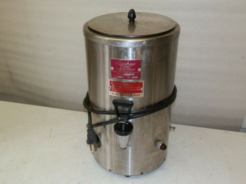 Lipshaw 222-N Electric Paraffin Pitcher - Lab Equipment - 2 Gallon