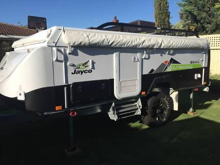 Jayco Swan Outback Camper Trailer