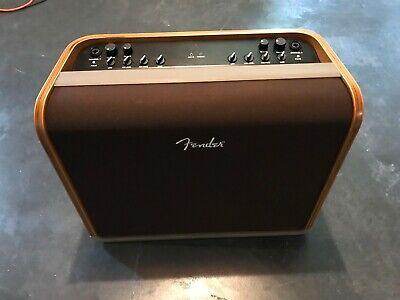 Fender Acoustic Pro 200 Acoustic Guitar Amp