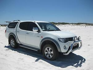 2009 Mitsubishi Triton Glx-R 4x4 Cloverdale Belmont Area Preview
