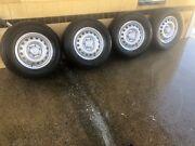 2014 hilux sr wheels Deniliquin Murray Area Preview