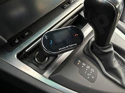 Wireless Bluetooth Auto KFZ FM Transmitter Radio SD USB AUX MP3 MP4 Musik Player