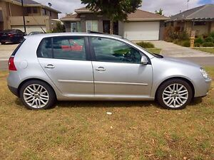 2006 Volkswagen Golf Hatchback Auto Sunroof Turbo Diesel Hoppers Crossing Wyndham Area Preview
