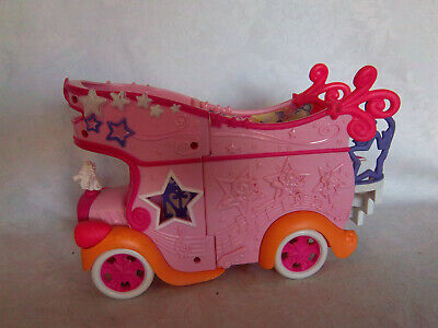 """My Little Pony Star Songs Bus Car Stage 11"""" Foldout Toy"""