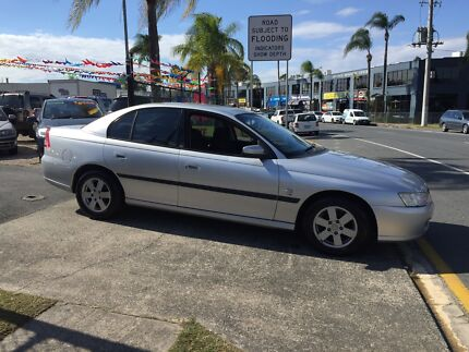 2003 Holden VY ACCLAIM ,rego, Rwc, automatic,very clean car!! Nerang Gold Coast West Preview
