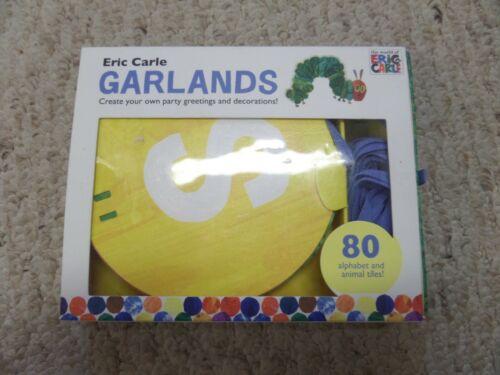 Eric Carle Garlands (World of Eric Carle) Happy Birthday/Baby Banner