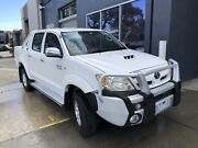 Toyota Hilux 2007 SR5 Auto 4x4 my07 Dual Cab Ivanhoe Banyule Area Preview