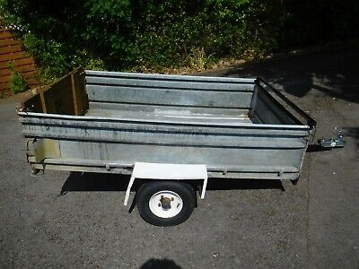 CAR TRAILER 2 WHEEL 6' X 4'