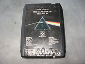 Pink Floyd Dark Side of The Moon 8 Track
