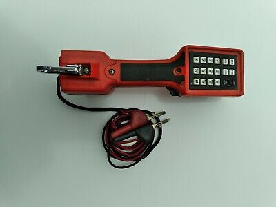 Harris Dracon Ts22 Lineman Handset