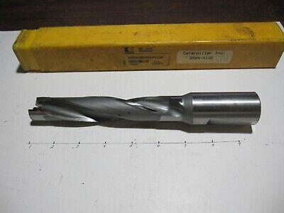 Kennametal Ksem260r5wn32m Thru Coolant Drill Body 5xd 26mm 1.024 32mm Shank